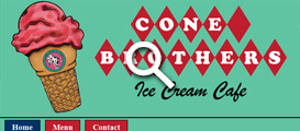 Cone Brothers Website